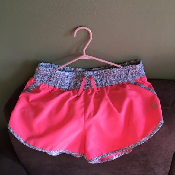RBX ACTIVE SHORTS WOMEN'S Sz Large Pink